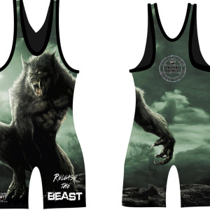 Alpha Beast Singlets | Wrestling Singlets for Youth And Adults