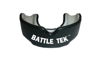 Protect your teeth from damage during sports.