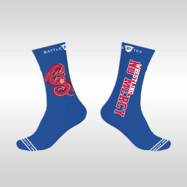 no_mercy_socks_blue