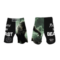 Alpha Beast Fight Shorts by Battle Tek Athletics Are Perfect For MMA And Grappling Sports
