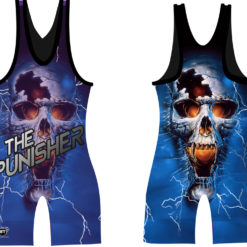 Battle Tek Athletics Punisher Wrestling Singlets